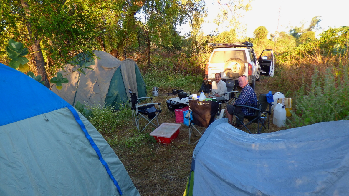 campsite_gilbertriver